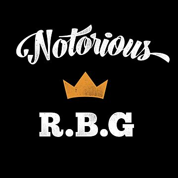Womens Notorious RBG Ruth Supreme Court Feminist Political  by japdua