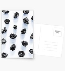 Pine Cones Postcards