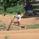 African bike by Rune Monstad