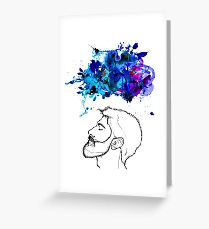 BAANTAL / Hominis / Dreams Greeting Card