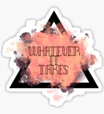 Imagine Dragons - Whatever it takes Sticker