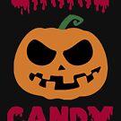 Gimme Süßigkeiten Halloween Urlaub Shirt von CallingAllNerds