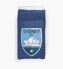 Sydney FC logo 2017 Duvet Cover