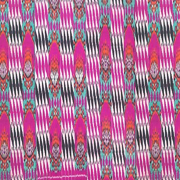 COLOR #mexican pattern #ikat bohochic by Mauswohn