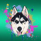 Husky by Apatche Revealed
