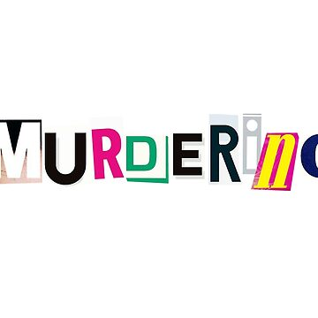 Murderino Ransom Text (My Favorite Murder) by niemozliwe