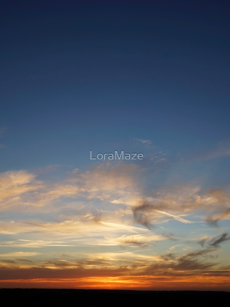 Dusk by LoraMaze