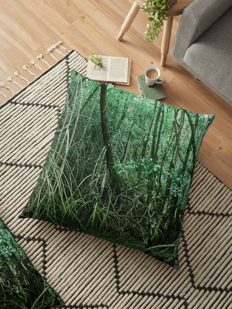 Australian Rainforest Mangroves  by LoraMaze