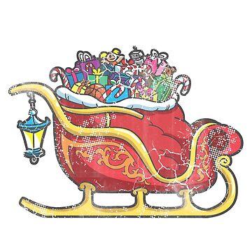 I Sleigh Christmas by frittata