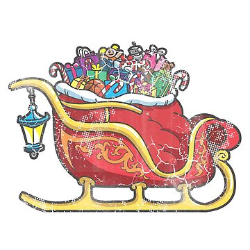 Sleigh All Day Christmas by frittata