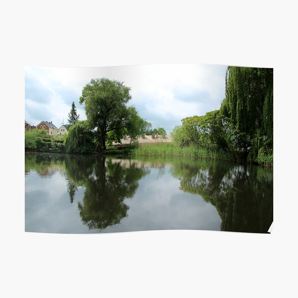 Rural Tranquillity  Poster
