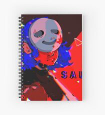 Sal - Sally Face Spiral Notebook