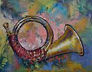 Hunting Horn by Michael Creese