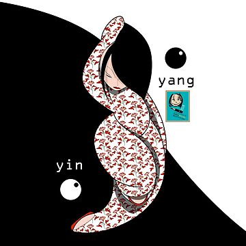 Yin and Yang by pupazzodesign