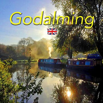 Stunning Godalming in Surrey UK by Picturestation