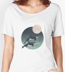 moonlight caravan // orcas Relaxed Fit T-Shirt