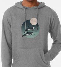 moonlight caravan // orcas Lightweight Hoodie