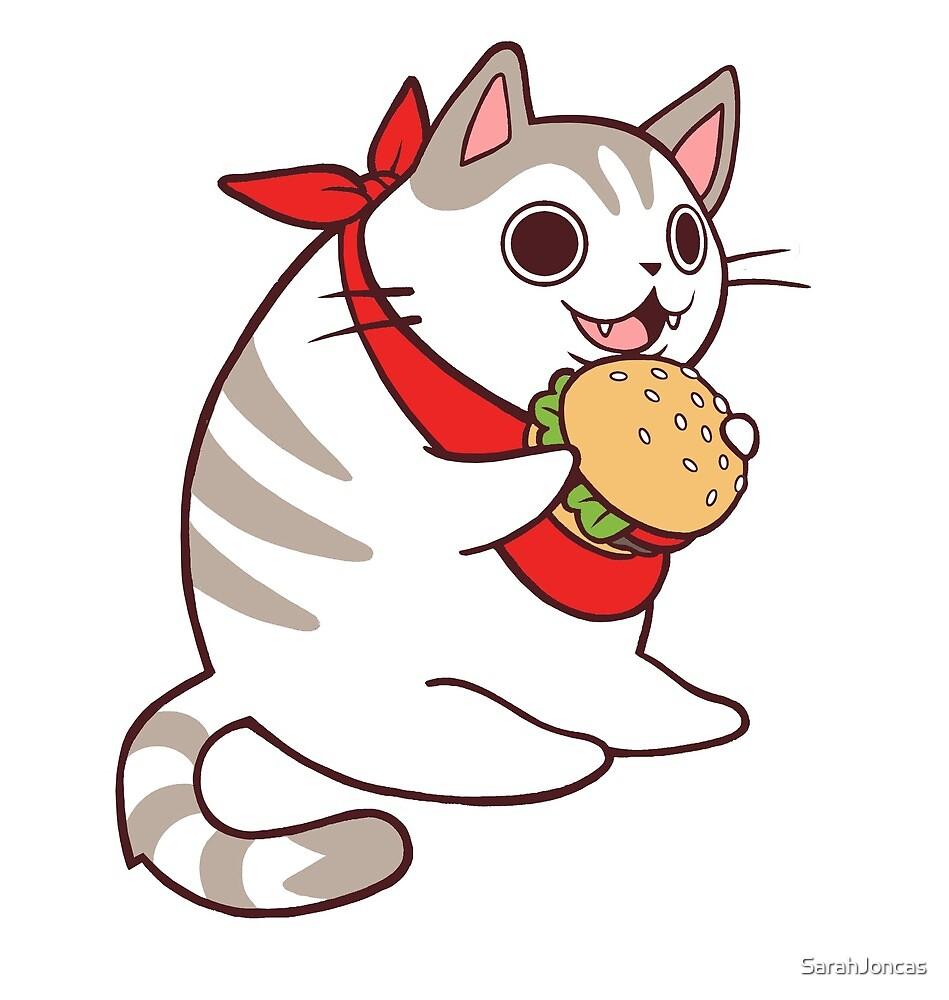 «Cat Burgerlar (sin palabras)» de SarahJoncas