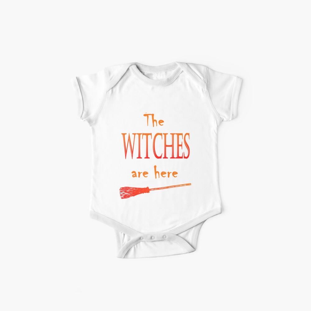 Die Hexen sind da Baby Bodys