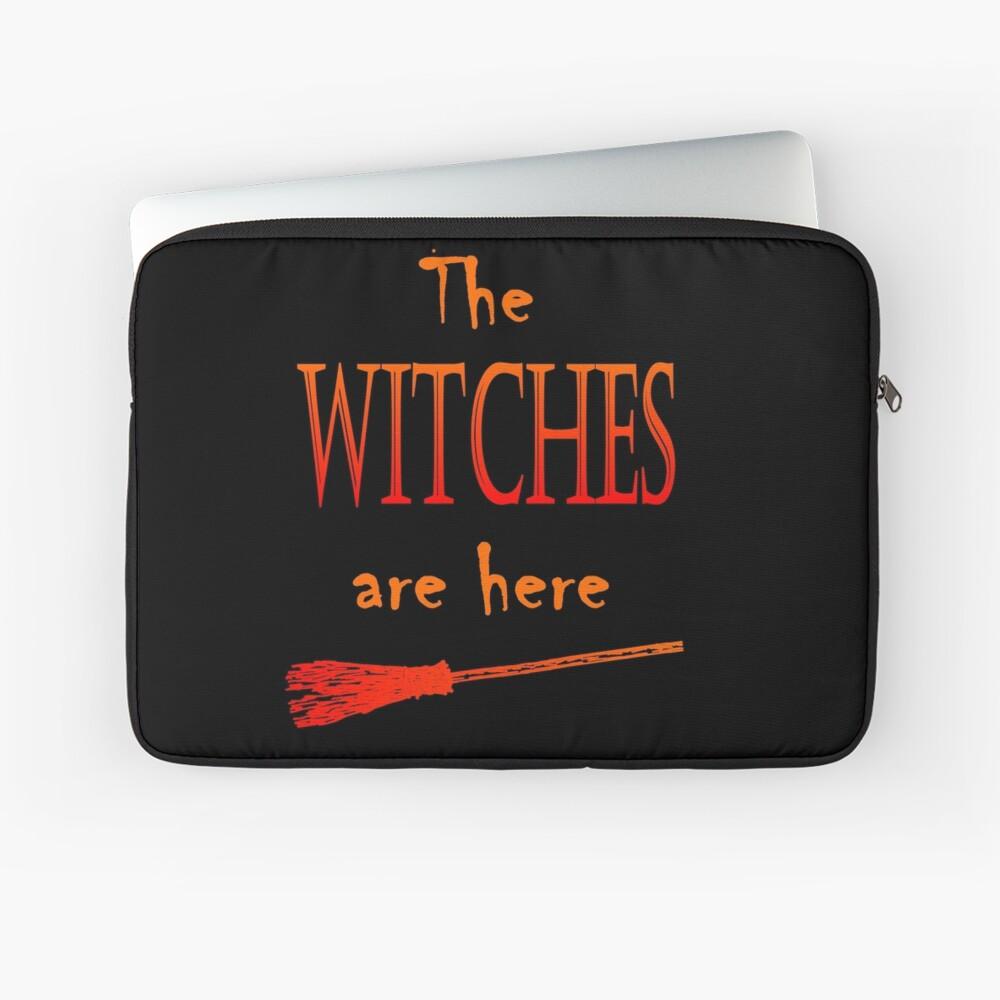 Die Hexen sind da Laptoptasche