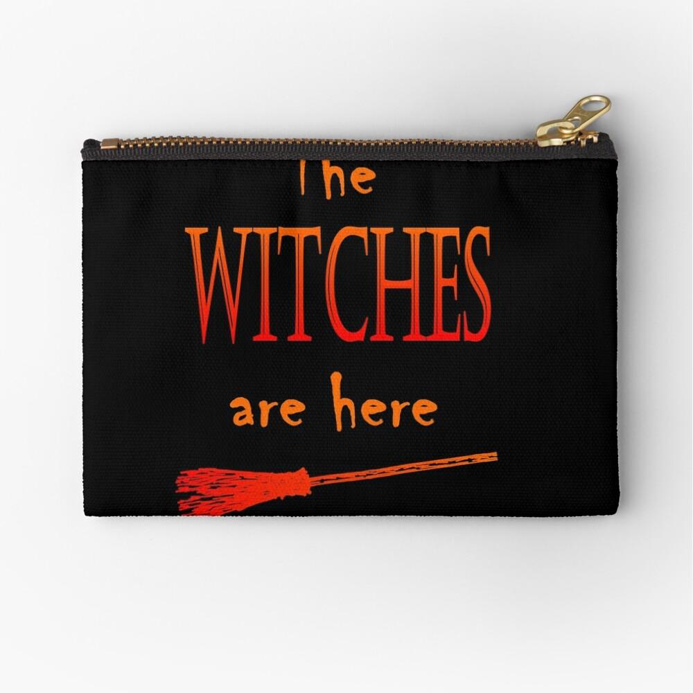 Die Hexen sind da Täschchen