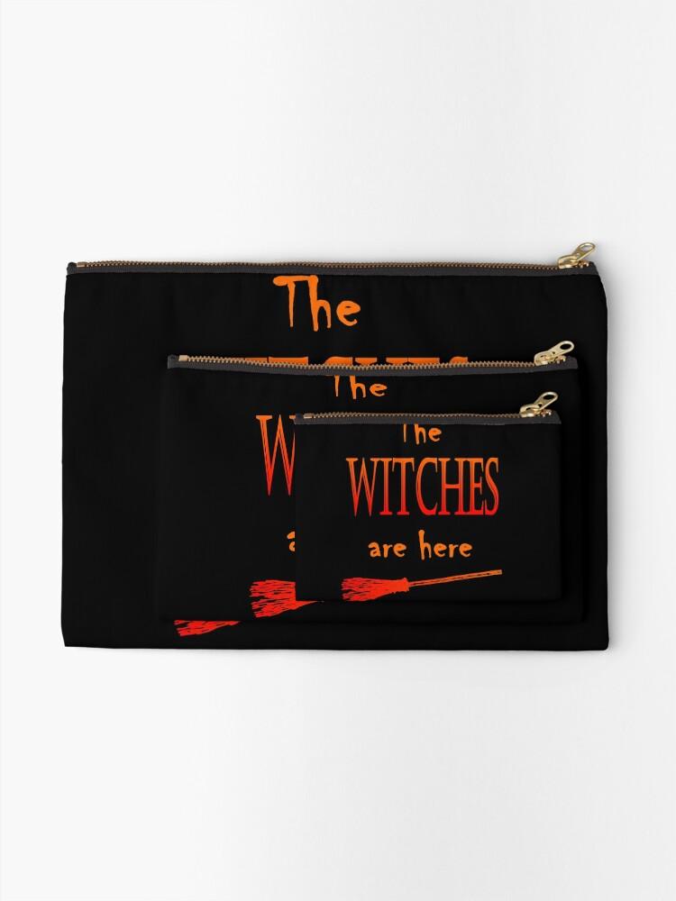 Alternative Ansicht von Die Hexen sind da Täschchen