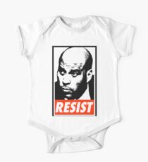 Cory Booker Resist One Piece - Short Sleeve