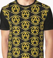 Austrian School Economics Capitalism Libertarian Graphic T-Shirt