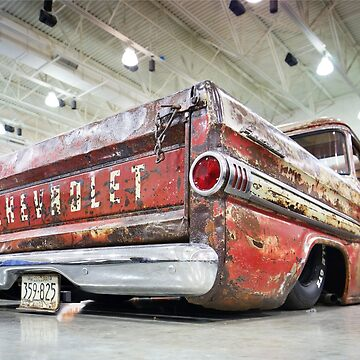 Patina'd 1959 Chevy Apache - 1 by mal-photography
