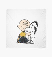 Charlie Brown & Snoopy Scarf