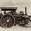 Ye Olde Traction Engine by Simon Duckworth