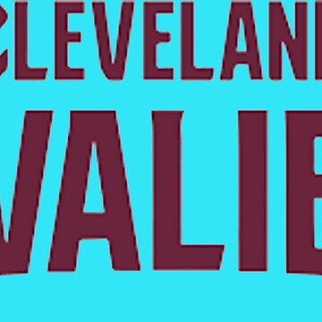 CLEVELAND CAVALIERS by namdar