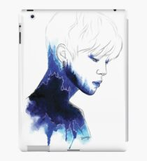LIE | JIMIN iPad Case/Skin