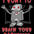 «Robot Vampire» de jarhumor