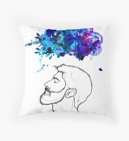 BAANTAL / Hominis / Dreams Throw Pillow
