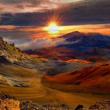 Haleakala Sunrise by djphoto