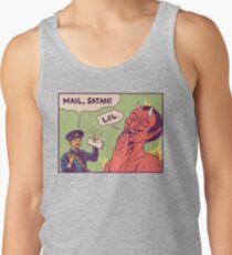 Mail, Satan! Tank Top