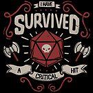 Critical hit survivor by Typhoonic