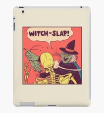 Witch-Slap iPad Case/Skin