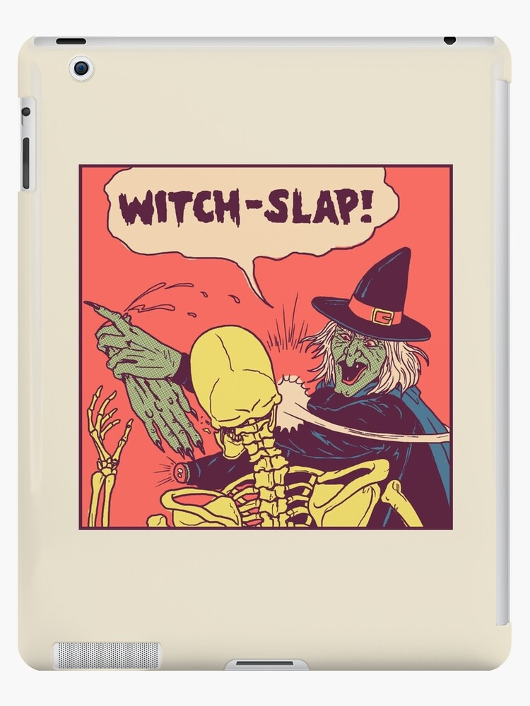 Witch-Slap by wytrab8