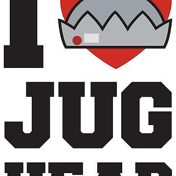 I love Jughead by metaminas