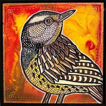 Meadowlark by LynnetteShelley