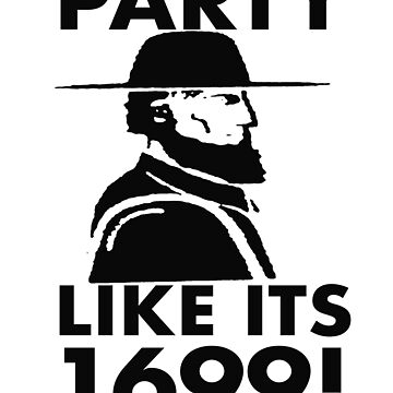 AMISH, PARTY LIKE ITS 1699! design by Jobrien58
