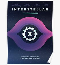 Interstellar - 'I'm Going Home' Poster