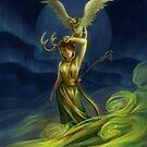 Demon in the Dark by Alyssa May