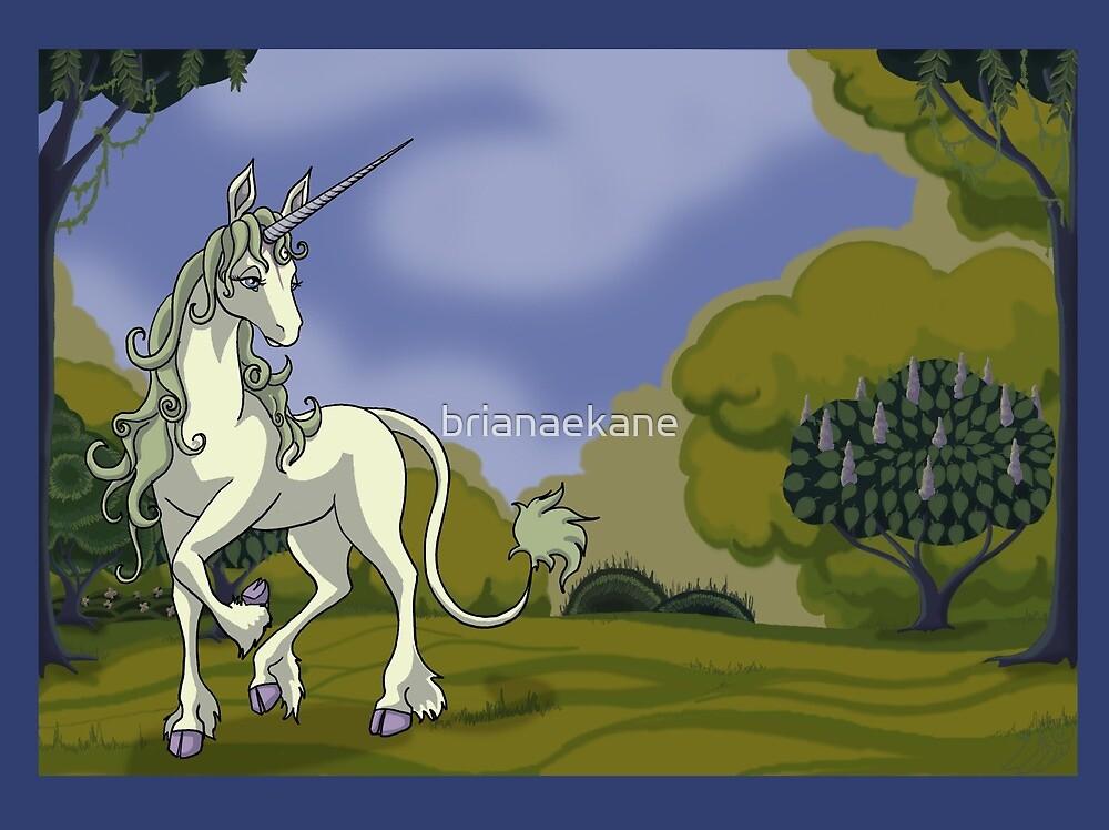 The Last Unicorn by Briana Lanham