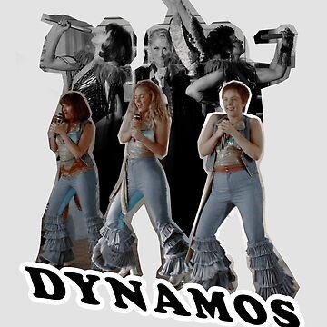 dynamos! dynamite! by lunerys