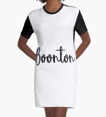 Boonton  Graphic T-Shirt Dress