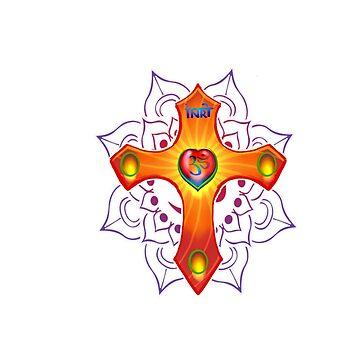 Lotus Cross by biomek