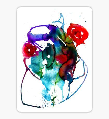 BAANTAL / Pollinate / Evolution Glossy Sticker